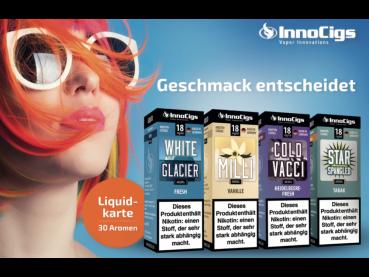 Liquidkarte - InnoCigs
