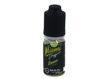 Miami Drippers - Lemon E11even - E-Zigaretten Liquid